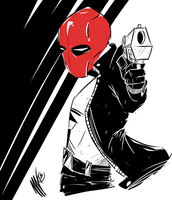 Red Hood by SGTMADNESS