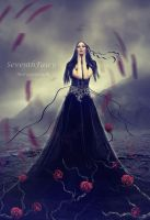 Dark Rose by SeventhFairy