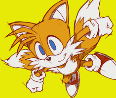 tails by rlouis95