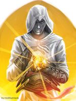 Assassin's Creed - Gold by maXKennedy