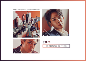 Photopack 2532 // EXO by xAsianPhotopacks