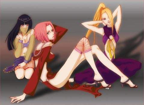 Harem - Colored by jung-blood