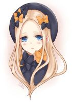 Abigail Williams by SagaKuroi