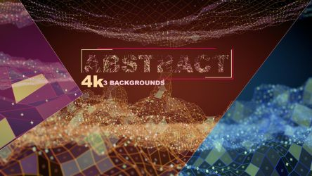 3 Abstract Wallpapers | 4K by abdelrahman