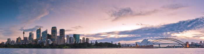 Mrs Macquarie's Chair by youwha