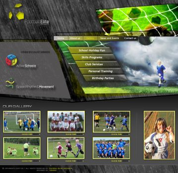 Football Elite Gallery by hummayon