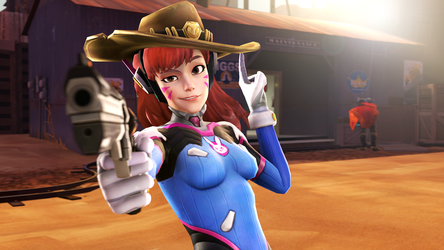 It's high noon... by Jester5728