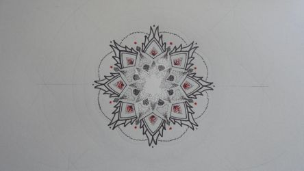 Mandala design #11 by MadPorcupine