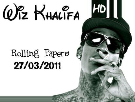 Rolling Papers Album Cover