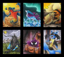 Some Pokemon III - ATC by Merinid-DE