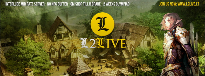 Lineage II Live by strain-d