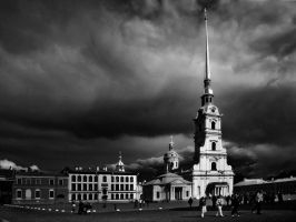 St. Petersburg by cenevols