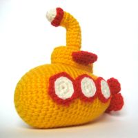 Crochet Submarine by MsPremiseConclusion