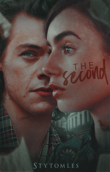 The Second [Wattpad Cover] by BeMyOopsHi