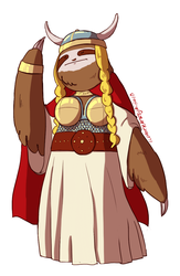 Opera Sloth - Musical Sloths by IllustratedJai