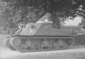 M3 Medium Tank, General Lee by PRR8157