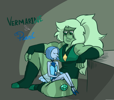 Vermarine And Her Pearl by Thea0605