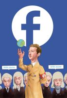 Facebook by QuilesART