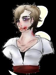 Vampire Lumi by The-Holy-Ravioli