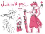 [NMH sheet] Jack the Ripper by dlrowdog