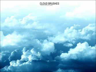 Cloud Brushes by JavierZhX