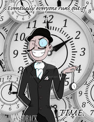 mr. time by EbyRave