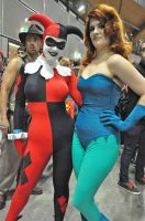 Harley and Ivy: BAM by theprincessbee