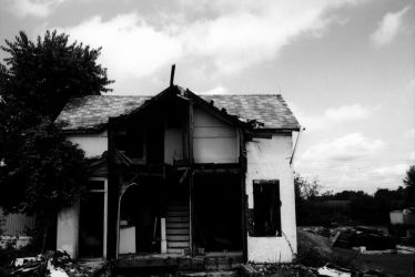destroyed house by nearertonever