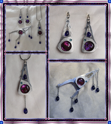 Actuator Jewellery Set by ChimeraDragonfang