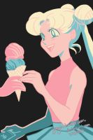 Usagi color palette by Yunyin