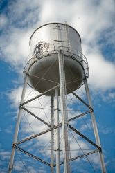 Bustamante's Water Tower by core-labs-stocker
