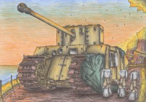 TOG II Tank by Patoriotto