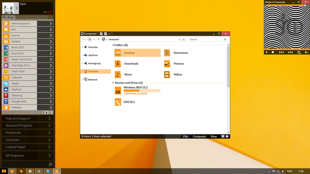 Windows 803T Shell Concept by Dreams-N-Nightmares