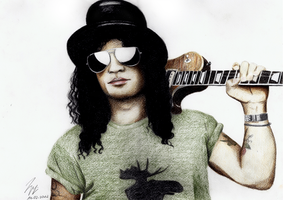 Slash by Woodstockowa