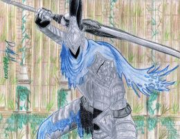 Artorias the Abyss Walker (Dark Souls) by danielcamilo