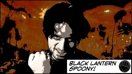 Black Lantern Spoony by nortan