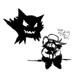 Haunter: Bro by fruit4dinner