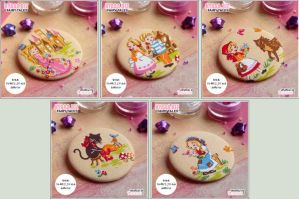 kyaaa.biz - Buttons Fairytales by shiricki