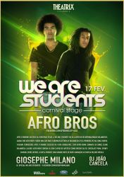 We Are Students Carnival Stage by BK1LL3R