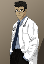 Doctor! [Markiplier] by Second-Fate