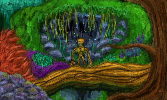 Forest Guardian by WrxStv