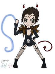 Low Rimmer Chibi by High-Low