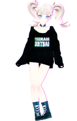 i forgot how to use mmd lmao by Menmy