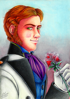 Prince Hans by Lord-Giovanni
