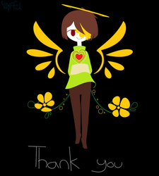 *Thank you. | Undertale by Soursopful