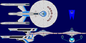 USS Ascension Multi-View by captshade
