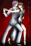 Commission: Argentine Tango by OjouLaFlorDeNieve