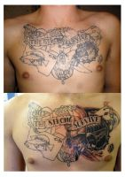 Tattoo Coverup by pisopez