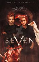 Seven [Wattpad Cover] by CrystalGee