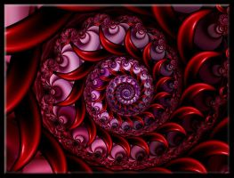 Not Another Spiral by caffe1neadd1ct